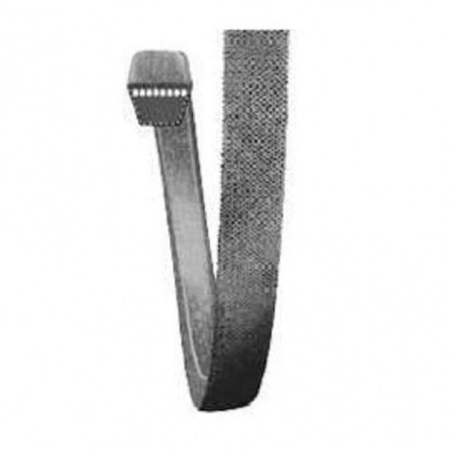 Farm & Turf Products 4L190 V Belt, 1/2 x 19, Fhp