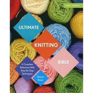 Collins & Brown Publishing-Ultimate Knitting Bible