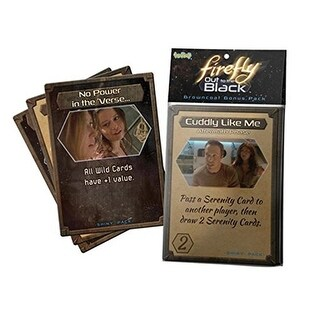 Firefly Out To The Black Card Game: Browncoat Bonus Pack