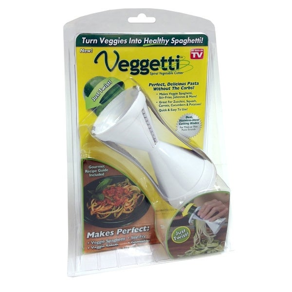 Veggetti 1000203 Spiral Vegetable Slicer