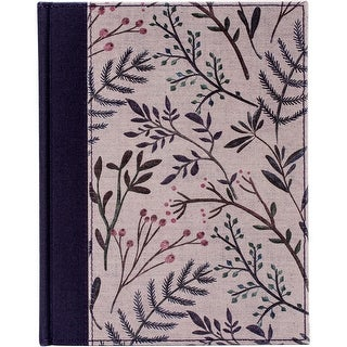 Niv Journal The Word Bible-Pink Floral Cloth