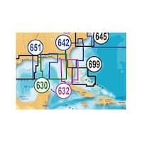 Navionics Platinum+ East Gulf of Mexico Lake Maps microSD/SD Card
