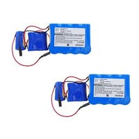Replacement Battery for Shark ESV780VX (2-Pack) Replacement Battery