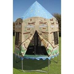 Bazoongi BZJP7506ECTH Treehouse Trampoline Tent