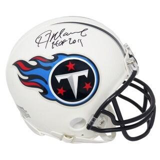 Kevin Mawae Tennessee Titans Riddell Mini Helmet WHOF 2019