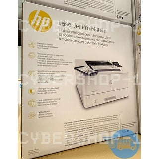Link to HP LaserJet Pro M404n Printer (W1A52A) Similar Items in Printer Accessories