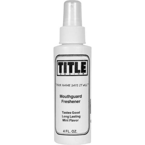 Title Boxing Mouthguard Spray