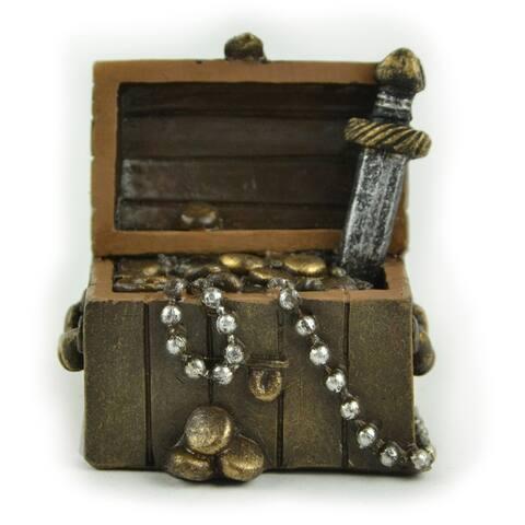 "Fairy Garden Treasure Chest-1.75"""