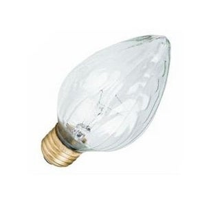 GE 44540 Saf-T-Gard Outdoor Post Light Bulb, 100 Watts, 120 Volt