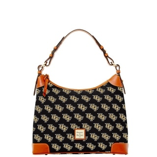 Dooney & Bourke NCAA Central Florida Hobo (Introduced by Dooney & Bourke at $218 in Jul 2015) - Black