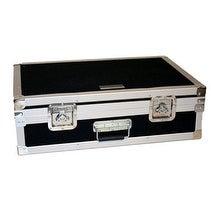 "Seismic Audio Pedal Board Case ATA 34"" Storage Rack"