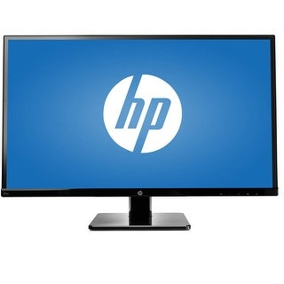 "HP 27WM 27"" LED Backlit IPS Monitor 1920x1080 Full HD 250 nits VGA DVI-D HDMI"