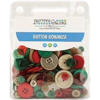 Buttons Galore Button Bonanza-Vintage Christmas