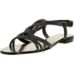 Vince Camuto Women S Blake Red Synthetic Sandals Free