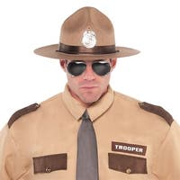 Sheriff Hat Adult Costume Accessory