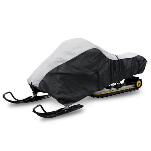 Armor Shield Deluxe Snowmobile Cover - Universal Cover for Snowmobiles (Up to 100'' -inches)