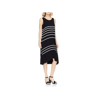 Vince Camuto Womens Casual Dress Knit Striped