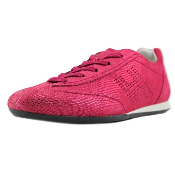 Hogan Dejen Women Pink Sneakers Shoes
