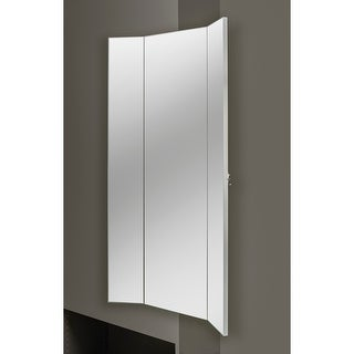 Link to 48 in Tri-Fold Closet Mirror w/Soft-Close Similar Items in Living Room Chairs
