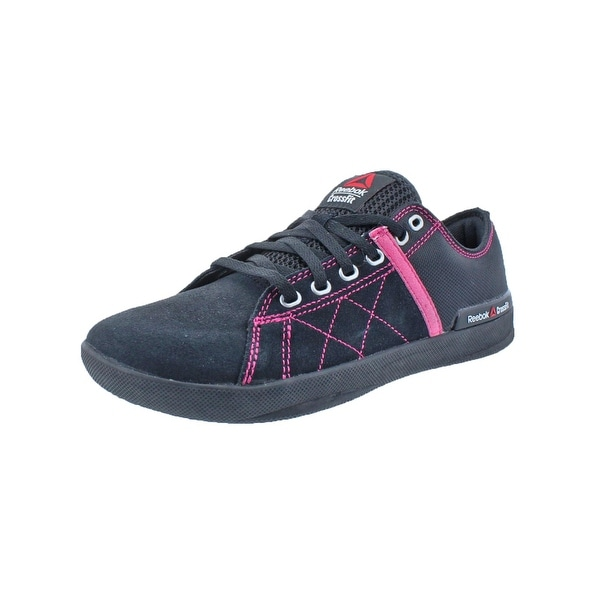 Reebok Womens Lite Low TR Poly Trainers Cross Fit Embossed - 6 medium (b,m)