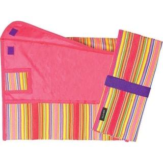 "Getaway Mini Single Point Knitting Needle Case-10""X13.5"" Multicolor"