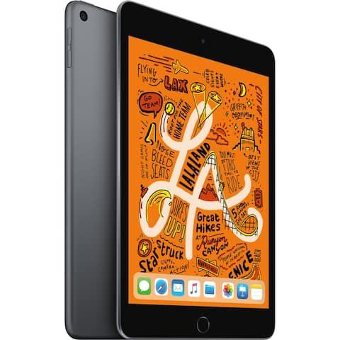 """Apple 7.9"""" iPad mini (Early 2019, 64GB, 256GB, Wi-Fi, Wi-Fi + 4G LTE)"""