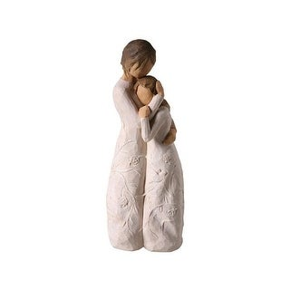 Close To Me Sculpture - Embracing Statue - From Willow Tree