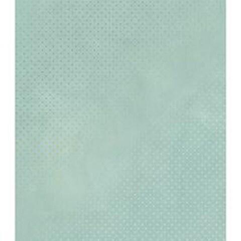 "Craft Consortium Decoupage Papers 13.75""X15.75"" 3/Pkg-Textured Blue W/Gold Dot"