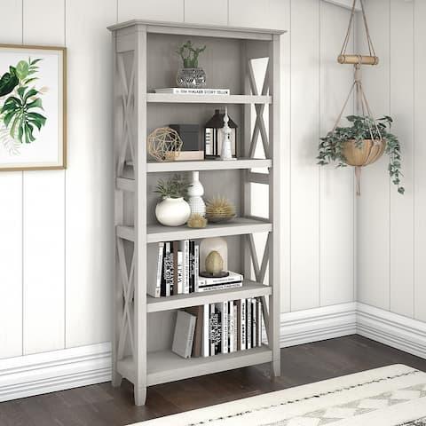 The Gray Barn Hatfield 5-shelf Bookcase