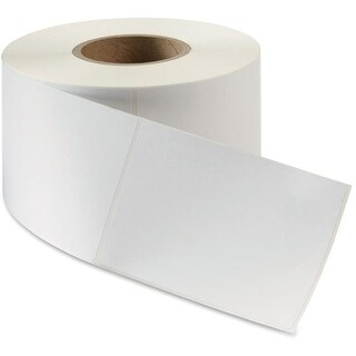 4 x 6 in. Industrial Thermal Labels & Thermal Printers - White