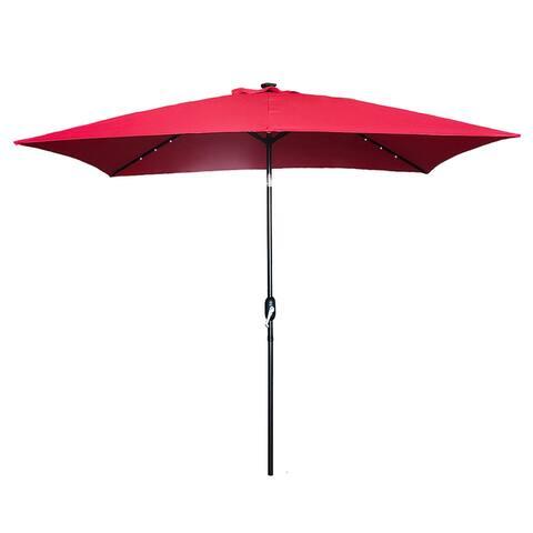 10' x 6.5' Patio Market Umbrella