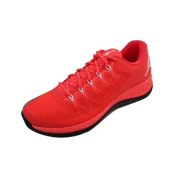 c8956108b3ae Shop Nike Men s Air Jordan Flight Runner 2 Infrared 23 White-Black ...