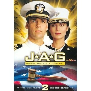 JAG - The Complete Second Season - DVD