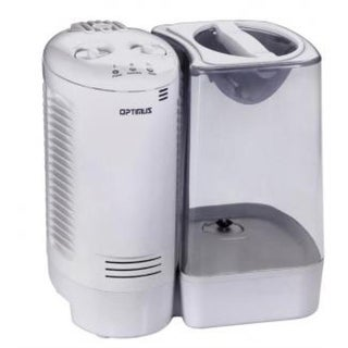 Optimus U-32010 3 Gallon Warm Mist Humidifier - White