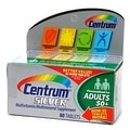 Centrum Silver Multivitamin/Multimineral for Adults 50+, Tablets 80 ea - Thumbnail 0