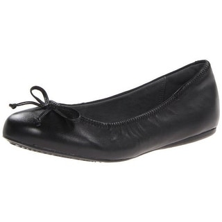 SoftWalk Womens Narina Bow Ballet Flats