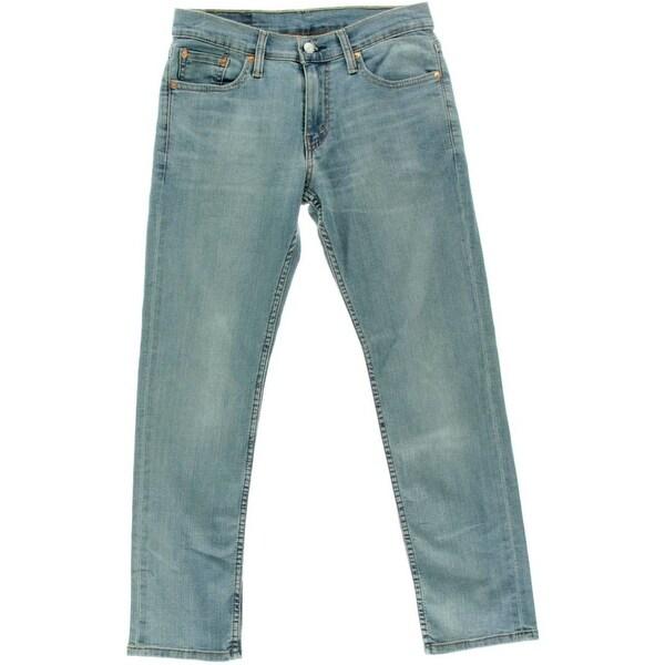 276cf892 Shop Levi's Mens Jeans Slim Fit Straight Leg - 28/32 - Free Shipping ...