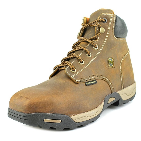 Dan Post Cabot ST Logger Steel Toe Leather Work Boot
