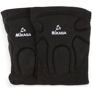 Olympia Sports VB244P Mikasa Championship Knee Pads - Adult - Black