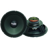 """10"""" Studio 8 Ohm Replacement Woofer"""