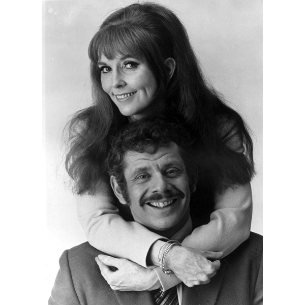 Shop Jerry Stiller and Anne Meara Photo Print - Overstock - 25393946