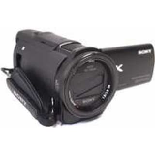 "Sony Handycam FDR-AX33 Digital Camcorder - 3"" - Touchscreen LCD - (Refurbished)"