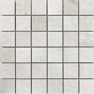 "Emser Tile F72TROV-1313MO2  Trovata - 2"" x 2"" Square Mosaic Floor and Wall Tile - Unpolished Stone Visual"
