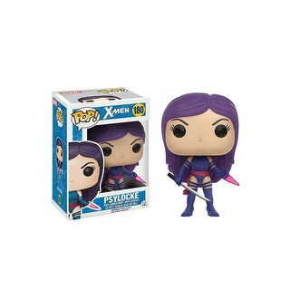 Funko POP Marvel X-Men - Psylocke - Multi