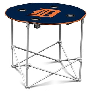 Logo Chair Detroit Tigers Round Table - 511-31