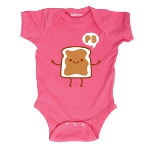 Peanut Butter Pb (Twin Set)-Infant One Piece