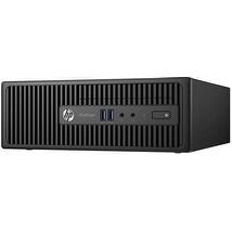 HP ProDesk 400 G3 T4L77UT Desktop PC - Intel Core i5-6500 3.2 GHz Quad-Core Processor - 4 GB DDR4 SDRAM - 128 GB SSD - Windows 7