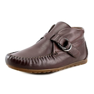 Rose Petals by Walking Cradles energy Women WW Leather Brown Chukka Boot