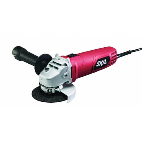 Skil 9295-01 Angle Grinder, 6.0A Powerful Motor, 4-1/2""