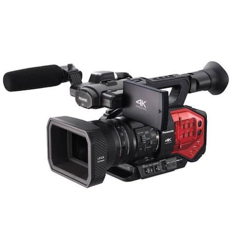 Panasonic AG-DVX200 4K Handheld Camcorder w/ Integrated Zoom Lens
